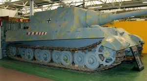 One of the most brutal looking fighting machines in the Second World War: The Sd Kfz 186 Jgpz VI Jagdtiger
